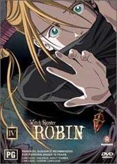 Witch Hunter Robin - Vol 4 - Fugitive on DVD