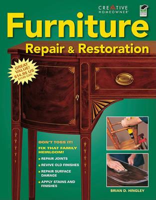 Furniture Repair & Restoration by Brian Hingley