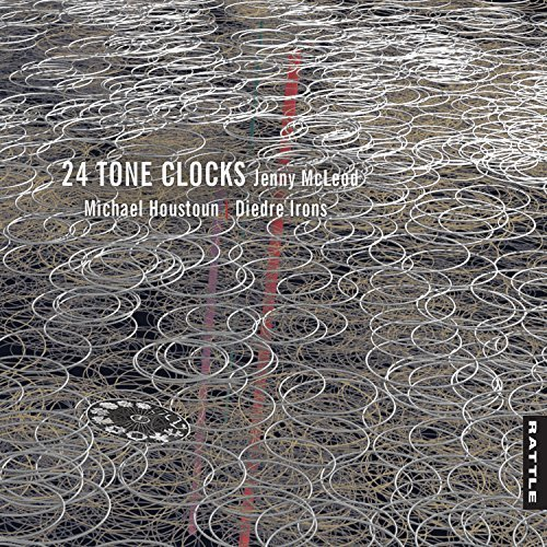 24 Tone Clocks by Jenny McLeod