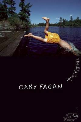 The Big Swim by Cary Fagan image