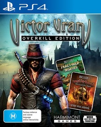 Victor Vran: Overkill Edition for PS4