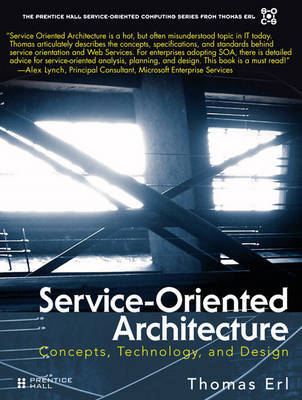 Service-Oriented Architecture by Thomas Erl image