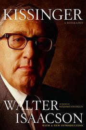 Kissinger by Walter Isaacson
