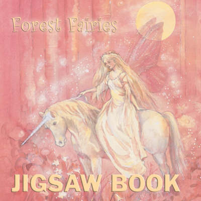 Forest Fairies Jigsaw Book