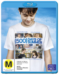 500 Days of Summer on Blu-ray