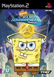 SpongeBob: Atlantis Squarepantis for PlayStation 2