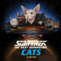 Star Trek: The Next Generation Cats by Jenny Parks