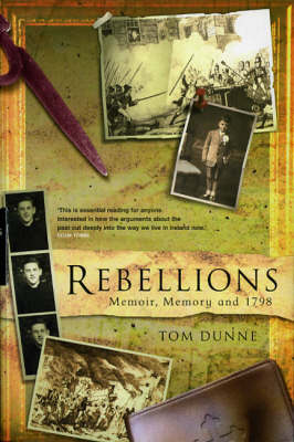 Rebellions by Tom Dunne