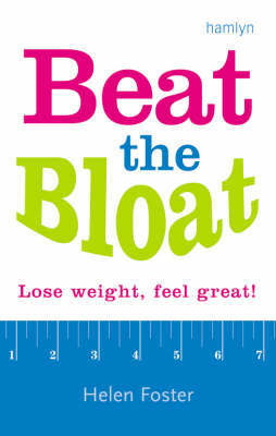Beat The Bloat by Helen Foster image