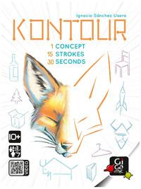Kontour - The Strategic Drawing Game