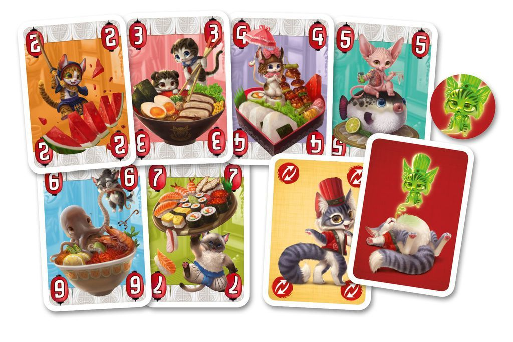 Tem-Purr-A - Card Game image