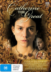 Catherine The Great on DVD