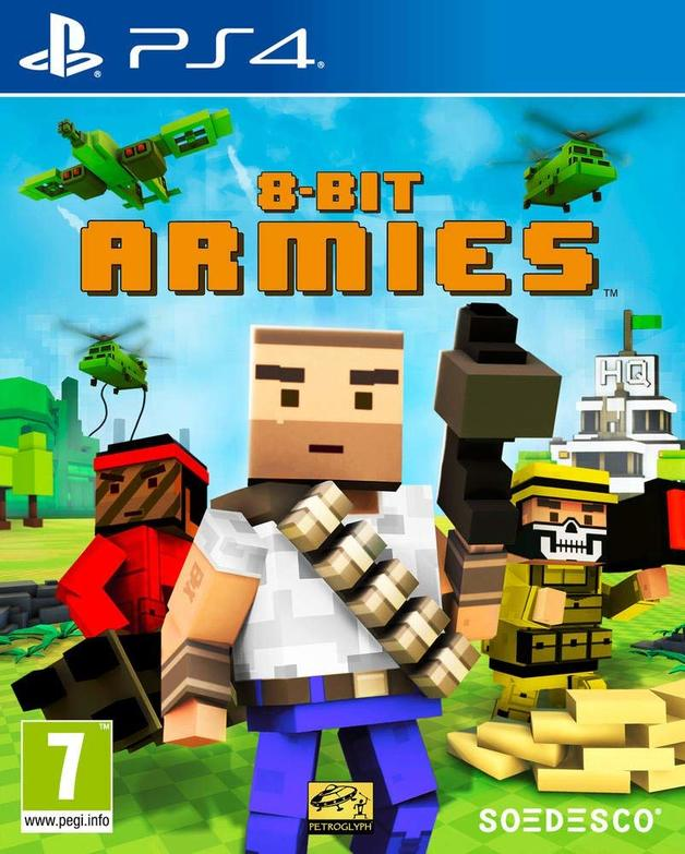 8-Bit Armies for PS4