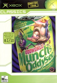 Oddworld: Munch's Oddysee for Xbox image