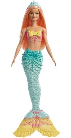 Barbie: Dreamtopia Mermaid Doll - Coral Hair