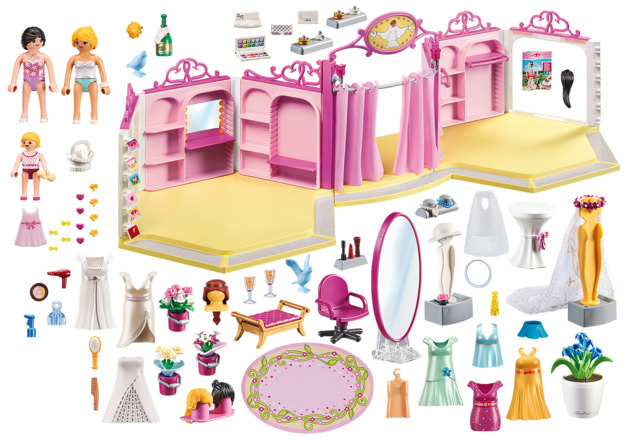 Playmobil: City Life - Bridal Shop (9226)