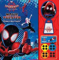 Marvel Spider-Man: Into the Spider-Verse Movie Theater Storybook by Eleni Roussos