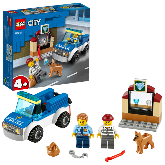 LEGO City: Police Dog Unit - (60241)