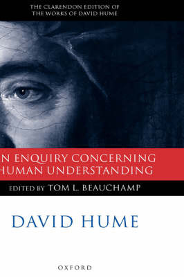 An Enquiry concerning Human Understanding by David Hume image