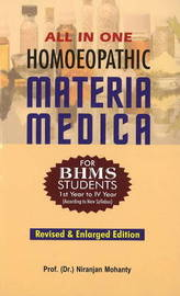 All in One Homoeopathic Materia Medica by N. Mohanty