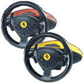 Ferrari 360 Modena Racing Wheel for PS2
