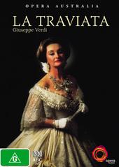 Opera Australia - La Traviata  on DVD