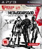 Metal Gear Solid 4: Guns of the Patriots 25th Anniversary Edition for PS3