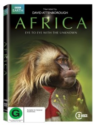 Africa on DVD image