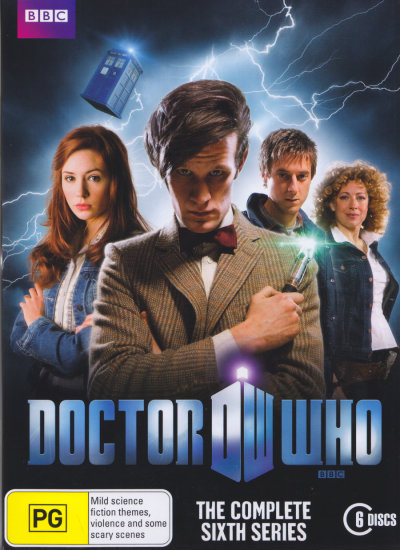 Doctor Who - The Complete Sixth Series on DVD