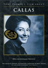 Tony Palmer's Film About Callas on DVD