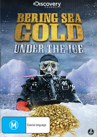 Bering Sea Gold: Under the Ice on DVD