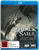 Black Sails Season 2 on Blu-ray