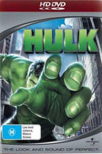 Hulk on HD DVD
