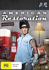 American Restoration - Collection 1 on DVD