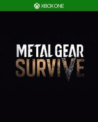Metal Gear Survive for Xbox One