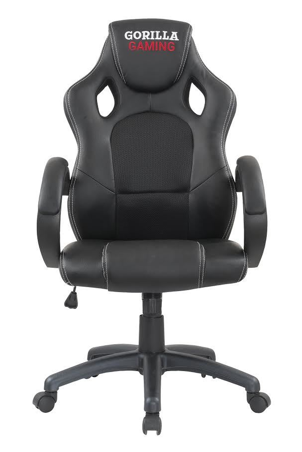 Surprising Gorilla Gaming Chair Black Bralicious Painted Fabric Chair Ideas Braliciousco
