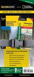 Best Easy Day Hiking Guide and Trail Map Bundle: Yellowstone National Park by Bill Schneider