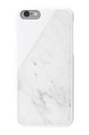 Native Union: Clic Marble Case for iPhone 6/6S (White)