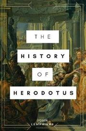 The History of Herodotus by John Lempriere image