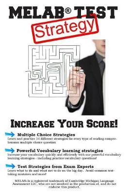 Melab Test Strategy by Complete Test Preparation Inc image