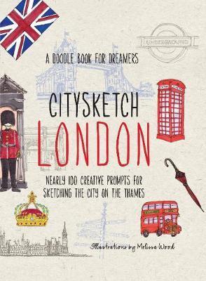Citysketch London by Monica Meehan