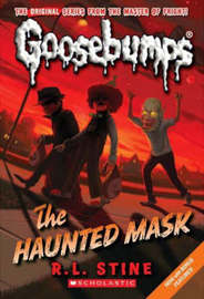 The Haunted Mask by R.L. Stine image