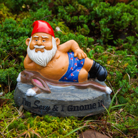 BigMouth Inc: Sexy and I Gnome it