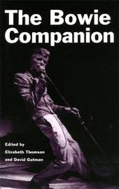 The Bowie Companion by David Gutman
