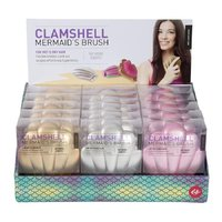 Clamshell Mermaid's Brush (Assorted) image
