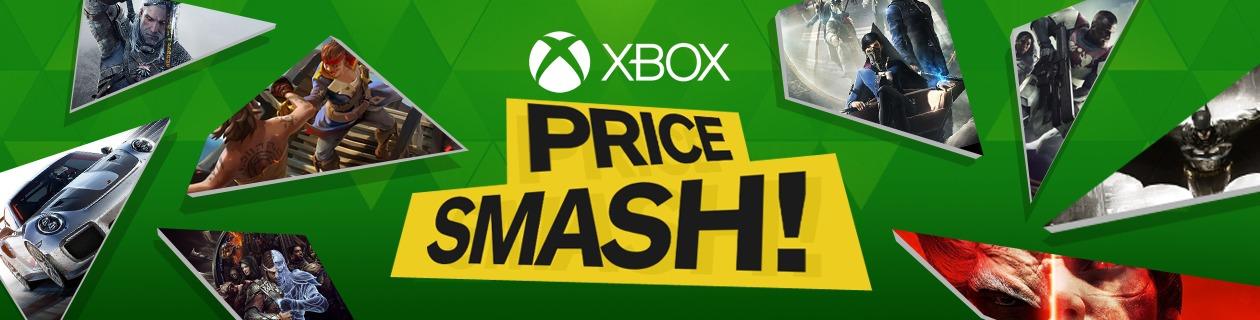 Xbox Price Smash
