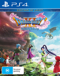 Dragon Quest XI: Echoes of an Elusive Age Edition of Light for PS4 image