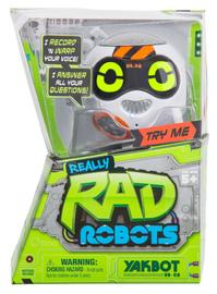 Really Rad Robots: Yakbot - YB.02 White