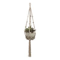 Aura Rope Pot Basket 25x120cm image