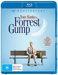 Forrest Gump - 25th Anniversary on Blu-ray